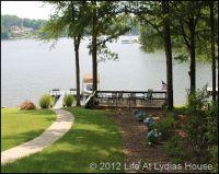 Lake house back yard | The lake house | Pinterest