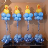 Baby Shower Decoration Ideas With Balloons