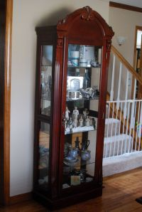 Nice curio cabinet! | Home Sweet Home...Decorating Ideas ...