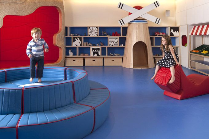 Active Play Room: Fun sized Gym http://www.thecoolhunter.net/images/dch5.jpg