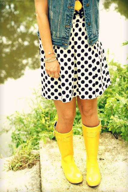 Because Shanna Said So...: Rain Boots Giveaway from Joules. Shoes