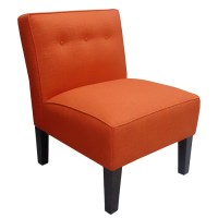 Orange| Pompano Accent Chair | Occasional Chairs | Pinterest