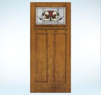 Jen-Weld Fiberglass Craftsman Door   Home Remodel - Front ...