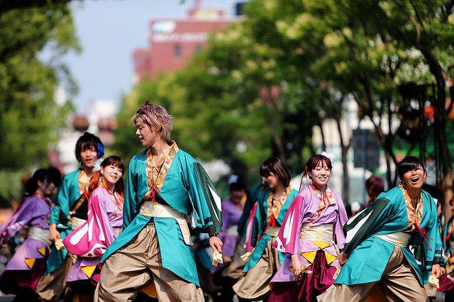 高知よさこい祭り2013 | Flickr - Photo Sharing! - Tokyo Hanabi