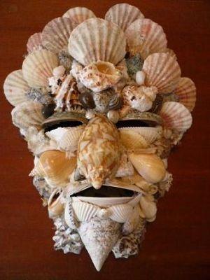 Shell mask