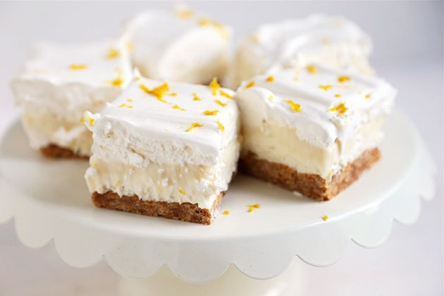 Tasty Kitchen Blog: Lemon Icebox Delight.
