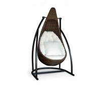 Tear Drop Swing chair | HANGING/SWING CHAIRS | Pinterest