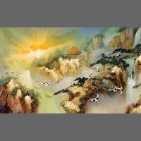 Scenery Wallpaper: Japanese Scenery Wallpaper Mural