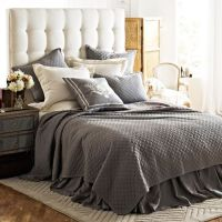 Grey and Cream | Bedrooms and bedding | Pinterest