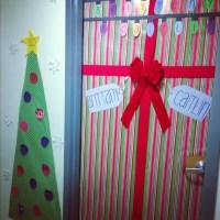 Dorm door decorations