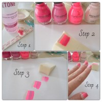 Step-by-Step Pink Ombre nails | Awesome Nail Ideas ...