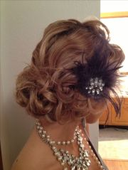 1920s hairstyles updo