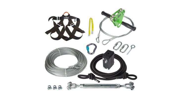 Viper Deluxe Zip Line Kit