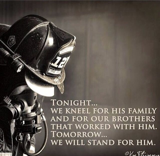 Firefighter Quotes About Life