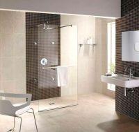 Walk thru shower | Hilltop House Andrea's Room | Pinterest