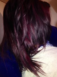 Red Violet Hair Color Ideas Of Hair Color Violet Red ...