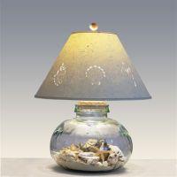 Seashell Lamps | Seashell Lamp | Sand and Sea | Pinterest