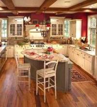 Country/Cottage Kitchen.   kitchens   Pinterest