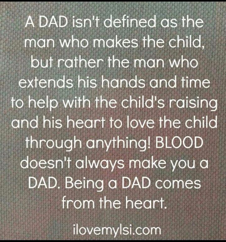Step Dad Quotes Daughter