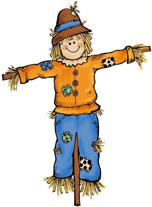 scarecrow #fall crafts decor