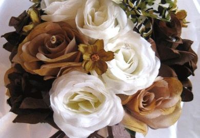 Camo Weddings Bouquets