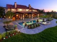 Backyard perfection.   Dream Home   Pinterest