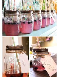 Baby Shower Food Ideas: Baby Shower Food And Drinks On A