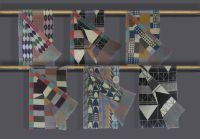 EXHIBITION WE LOVE JAPAN NUNO SCARVES | Weave | Pinterest