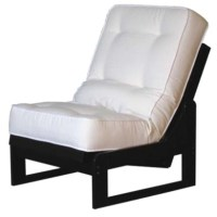 Futon Chair. Converts to a twin bed. | the zaynie baby who ...