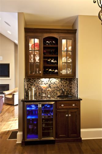 Wet Bar Evolve Interior Decorating  Wet Bars  Pinterest