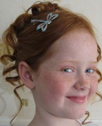 Young Bridesmaid Hairstyles | young bridesmaid hairstyles ...