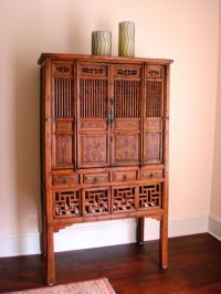 Asian Cabinet | deco @ home | Pinterest