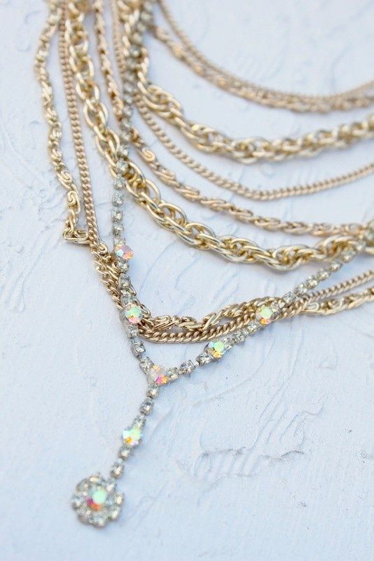 Jewelry Making Ideas Necklaces