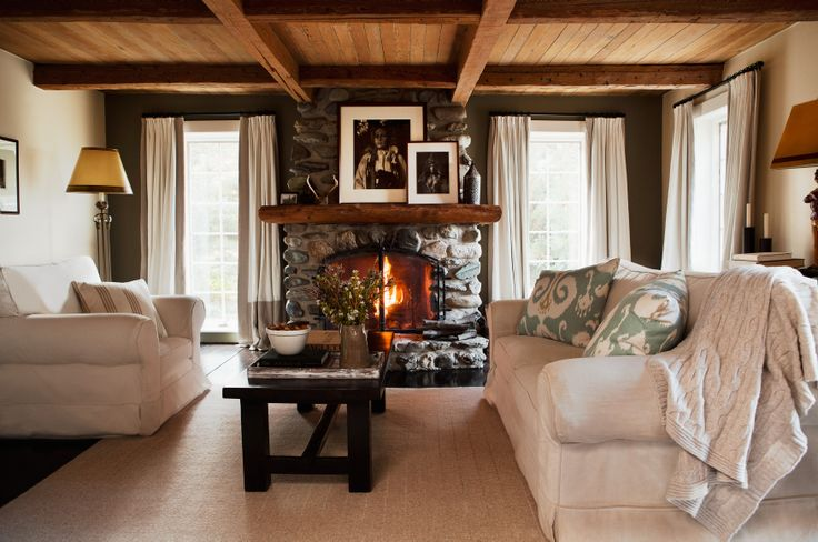 urban rustic living room  Google Search  Current