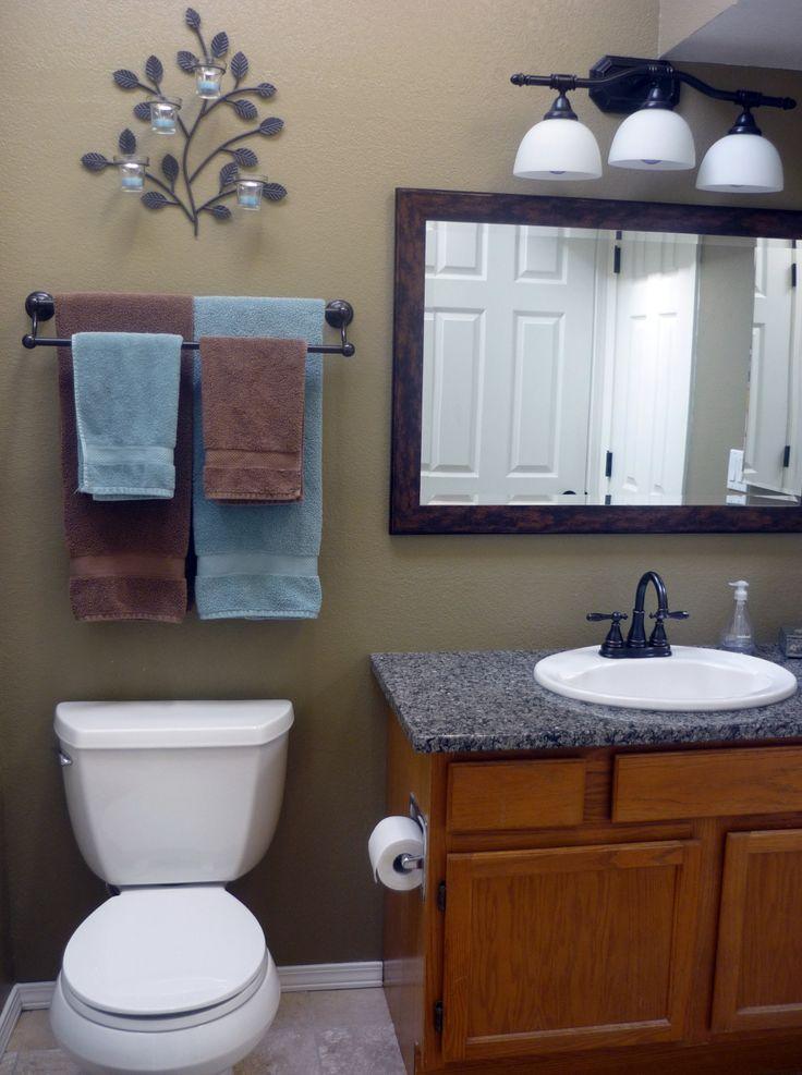 Redo Bathroom  Home Ideas And Designs