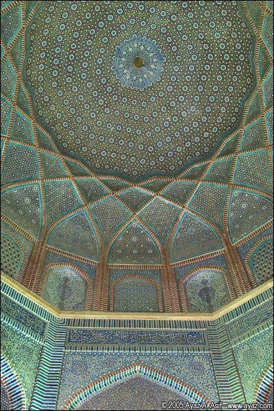 Shahjehan Mosque | Thatta, Pakistan -
