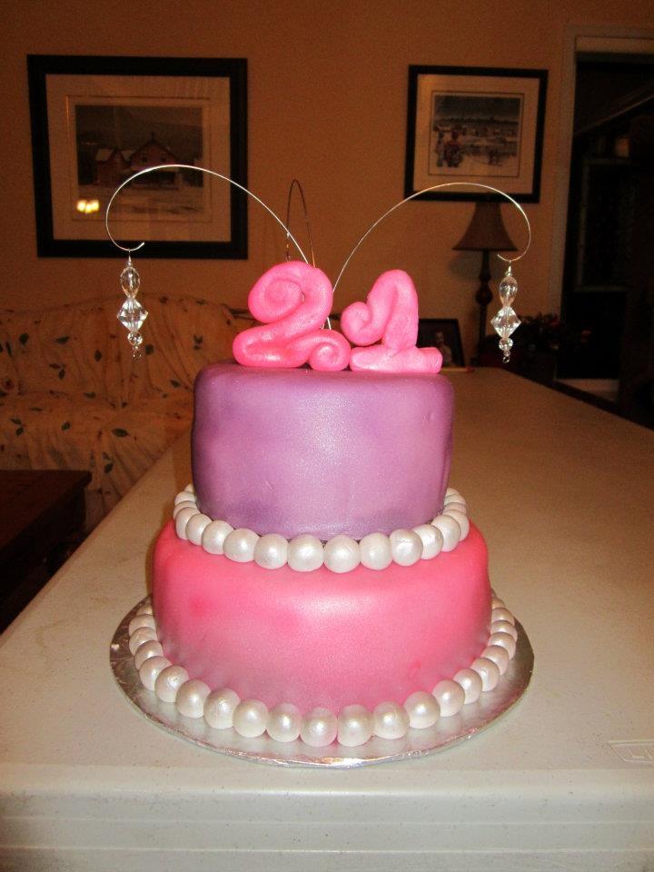 Birthday Tier Publix 2 Cake