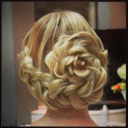 rose hairstyle hairstyles updo's ombres color