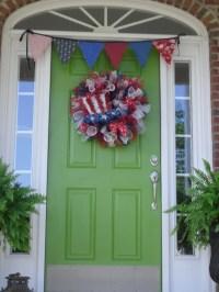 Memorial Day decorations | I heart America | Pinterest