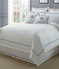 Luxury Hotel Valcourt Bedding Collection | Bedding | Pinterest
