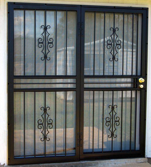Security Patio Doors