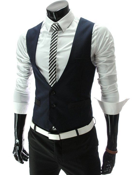 cool vest - Click image to find more Men's Fashion Pinterest pins