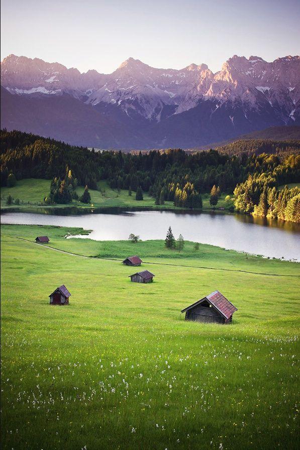 beautiful #landscape #germany