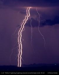 ribbon lightning | Lightning! | Pinterest