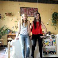 お宅拝見:山岳地帯コロラド大学の女子がシェアするロフト倉庫部屋