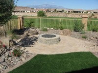 For landscaping: Arizona backyard landscaping pictures 5 ...