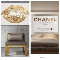 Chanel Wall Art from hautelook.com | Creative | Pinterest