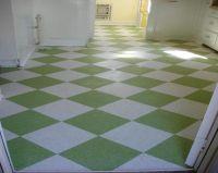 VCT Flooring | Kitchen | Pinterest