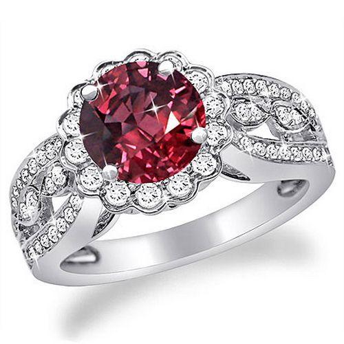 ruby wedding rings meaning  Wedding Rings 2014  Pinterest