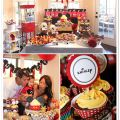 The cutest minnie party decorations kid party ideas pinterest